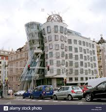 world travel the frank gehry dancing house or fred and ginger