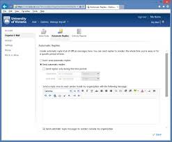 absence bureau outlook activate out of office assistant outlook web app of