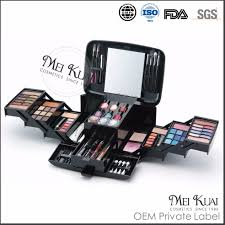 lovely cosmetics cosmetics box professional makeup kit oem made in