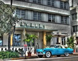 avalon hotel ocean drive art deco roman gerardo miami beach