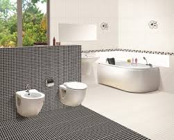 bathroom design magnificent awesome black and white bathroom