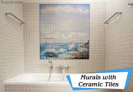 ceramic tile shower ideas elegantly cool bathroom ceramic tiles ceramic bathroomtile shower ideas mural