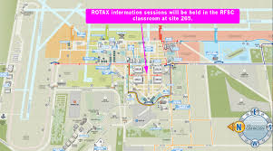 Tavares Florida Map by Aviation News Rotax News Network