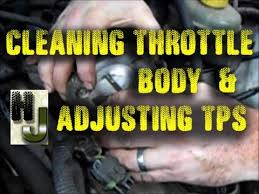 throttle position sensor jeep grand cleaning throttle adjusting tps jeep