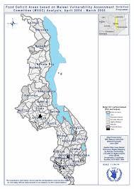 Malawi Map Impressum