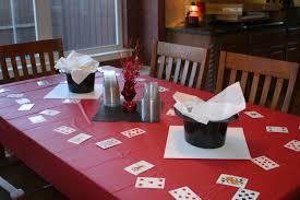 the craftin b magic show birthday decorations