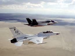 f 16 vs f 35 in a dogfight jpo air force weigh in on who u0027s best