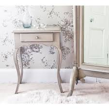 normandy shabby chic bedside table bedside table