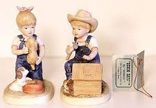 home interior denim days figurines home interior denim days ebay