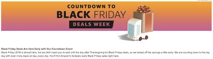 pre black friday amazon amazon black friday deals come early deals we like
