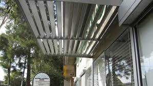 External Awning Blinds Aluminium Awnings Windsor Blinds