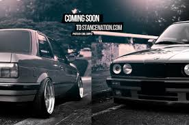 stancenation bmw e30 bmw e30 coming soon stancenation form u003e function