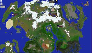 Elder Scrolls World Map by Tamrielcraft Roleplay Server The Elder Scrolls Roleplay Open