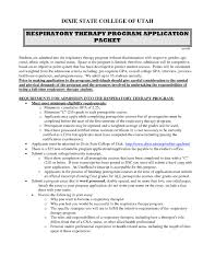 Resume Sample Respiratory Therapist by Care Resume Objective