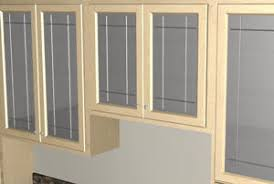 what of glass for kitchen cabinet doors how to make glass cabinet doors part 1
