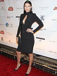 what does yulanda foster recomend before buying a house bella hadid and mom yolanda foster wear same lbd people com