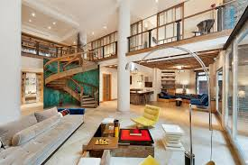 impressive duplex condo in the heart of tribeca