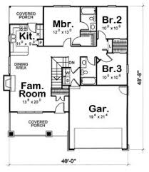 Small Floor Plans 3 Br 2 Ba 1145 Sq Ft I Love This House But I Donno Where I U0027d