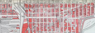 Chicago Magnificent Mile Map by Magnificent Mile