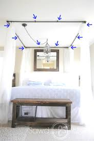 20 magical diy bed canopy ideas will make you sleep romantic best 25 diy canopy ideas on pinterest girls bedroom bed