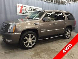 cadillac escalade lease calculator find a used cadillac escalade at columbiana buick chevrolet