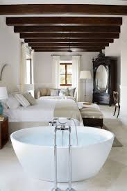 salle de bains dans chambre une salle de bain ouverte sur la chambre pour ou contre