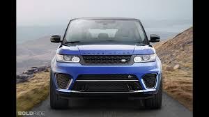 modified range rover sport range rover sport svr