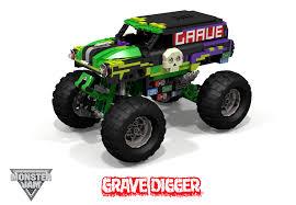 images of grave digger monster truck grave digger chevrolet 1950 panel van monster truck flickr