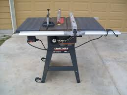 craftsman table saw parts model 113 craftsman 10 3hp table saw model 113 298761 is it a good buy sears