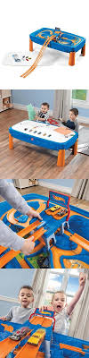 step2 wheels table step 2 52344 new step2 wheels car and track play table model