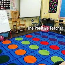 Area Rugs With Circles Classroom Rugs Make Classroom Organization Easier