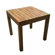 outdoor rustic teak dining table pacifichomefurniture com