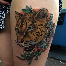 Thigh Tattoos - 210 most popular thigh tattoos for 2017