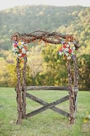alternative wedding arch i need to learn how to make this now