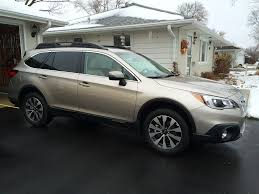first subaru outback 2015 outback limited first impressions long subaru outback