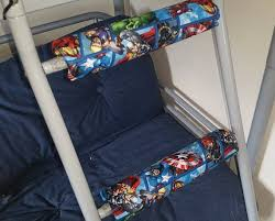 Bunk Bed Ladder Cover Marvel Rungeeze Padded Bunk Bed Ladder Rung