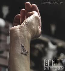 small tattoos ideas sake crew