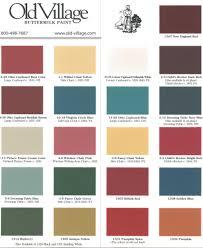 terrific milk paint color chart handy home design in villiage