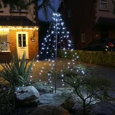 outdoor trees buy now from festive lights