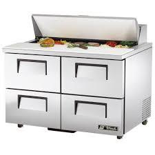 4 Drawer Kitchen Cabinet by True Tssu 48 12d 4 48