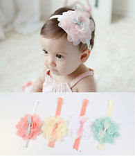 big flower headbands flower girl headdress ebay