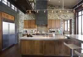 rustic modern kitchen ideas interesting rustic industrial kitchen ideas images best
