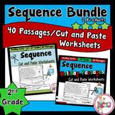 sequence cut and paste worksheets by teacher u0027s take out tpt