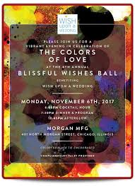 chicago invite wish upon a wedding chicago blissful wishes ball 2017 tickets