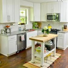 retro kitchen island small kitchen photos hgtv