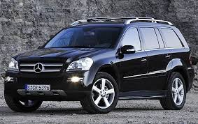 mercedes 3 row suv used 2008 mercedes gl class for sale pricing features
