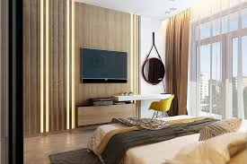 master bedroom accent wall ideas wall mounted triple dark brown