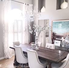 Pottery Barn Lydia Chandelier by Why Dine Out When You Can Dine In