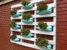 Garden Pallet Ideas Gardening Bottle And Pallet Garden 10 Creative Diy Pallet Ideas