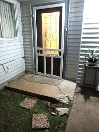 how to finish a concrete porch floor ask the builderask the builder